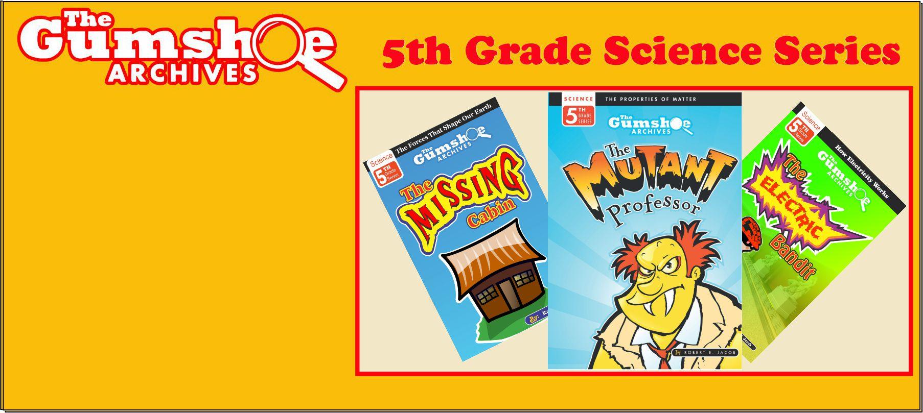 childrens science books 5th grade level