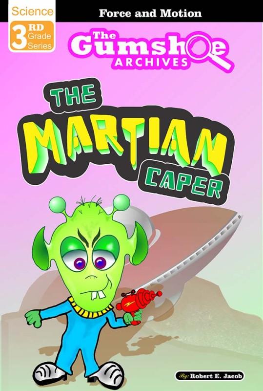 The Martian Caper