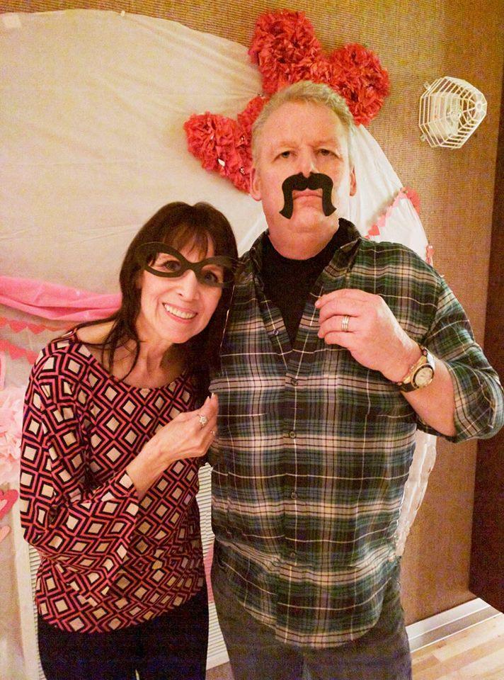 Robert jacob and wife